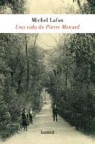 Libro UNA VIDA DE PIERRE MENARD