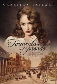 Libro TORMENTAS DEL PASADO