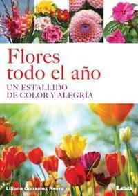Libro FLORES TODO EL AÑO