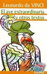 Libro EL AVE EXTRAORDINARIA Y OTROS TEXTOS