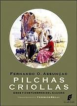 Libro PILCHAS CRIOLLAS