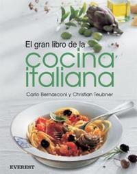 Libro EL GRAN LIBRO DE LA COCINA ITALIANA