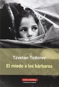 Libro MIEDO A LOS BARBAROS