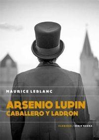 Libro ARSENIO LUPIN