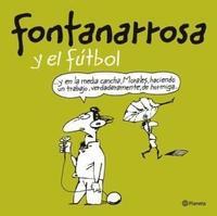 Libro FONTANARROSA Y EL FUTBOL
