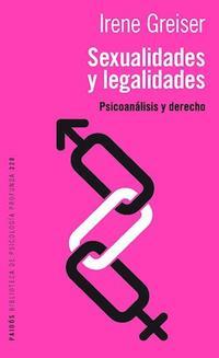 Libro SEXUALIDADES Y LEGALIDADES