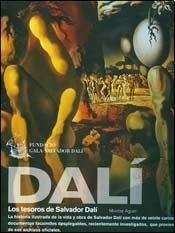 Libro LOS TESOROS DE SALVADOR DALI