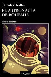 Libro EL ASTRONAUTA DE BOHEMIA
