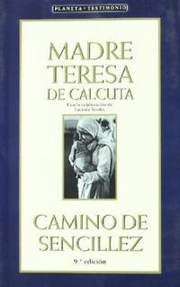 Libro CAMINO DE SENCILLEZ