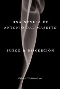 Libro FUEGO A DISCRECION