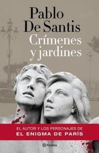 Libro CRIMENES Y JARDINES