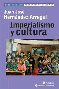 Libro IMPERIALISMO Y CULTURA