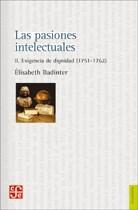Libro 2. LAS PASIONES INTELECTUALES