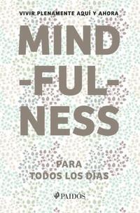 Libro MINDFULNESS PARA TODOS LOS DIAS