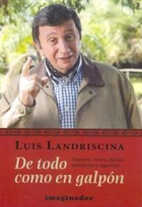 Libro DE TODO COMO EN GALPON