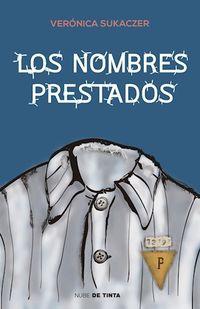 Libro LOS NOMBRES PRESTADOS