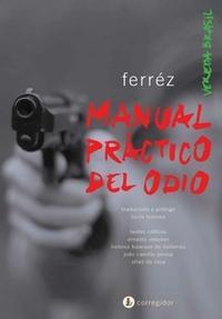 Libro MANUAL PRACTICO DEL ODIO