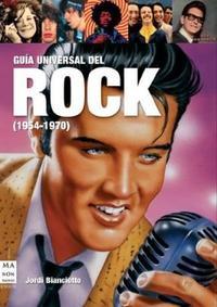 Libro GUIA UNIVERSAL DEL ROCK 1954 - 1970