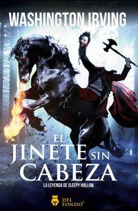 Libro LA LEYENDA DEL JINETE SIN CABEZA