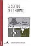 Libro EL SENTIDO DE LO HUMANO