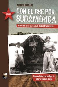Libro CON EL CHE POR SUDAMERICA