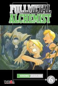 Libro 6. FULLMETAL ALCHEMIST