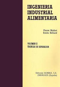 Libro 2.INGENIERIA INDUSTRIAL ALIMENTARIA