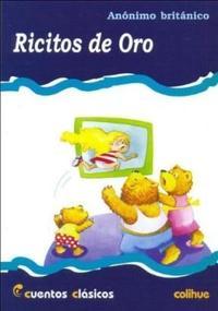 Libro RICITOS DE ORO
