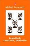 Libro SEGURIDAD  TERRITORIO  POBLACION