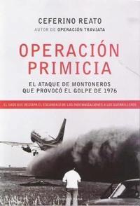 Libro OPERACION PRIMICIA