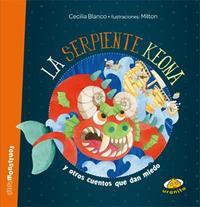 Libro LA SERPIENTE KEONA