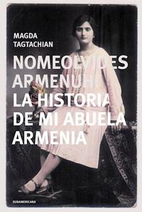 Libro NOMEOLVIDES  ARMENU