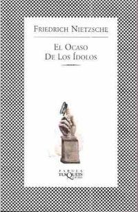 Libro EL OCASO DE LOS IDOLOS