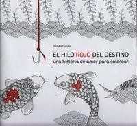 Libro EL HILO ROJO DEL DESTINO