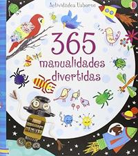Libro 365 MANUALIDADES DIVERTIDAS