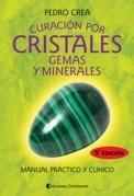 Libro CURACION POR CRISTALES GEMAS Y MINERALES