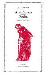 Libro ANDROMACA / FEDRA