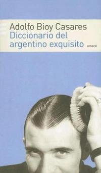 Libro DICCIONARIO DEL ARGENTINO EXQUISITO