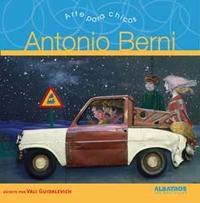 Libro ANTONIO BERNI