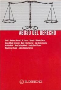 Libro ABUSO DEL DERECHO