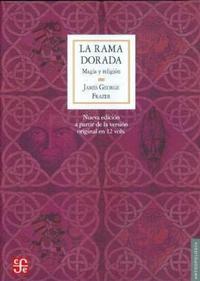 Libro LA RAMA DORADA