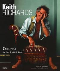 Libro KEITH RICHARDS