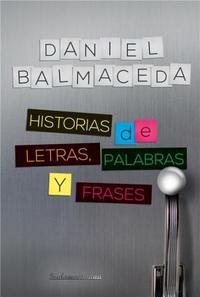 Libro HISTORIAS DE LETRAS  PALABRAS Y FRASES