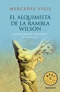 Libro EL ALQUIMISTA DE LA RAMBLA WILSON