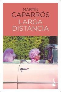 Libro LARGA DISTANCIA