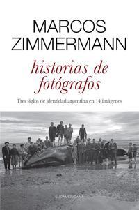 Libro HISTORIAS DE FOTOGRAFOS