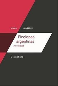 Libro FICCIONES ARGENTINAS