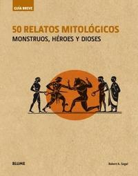 Libro 50 RELATOS MITOLOGICOS