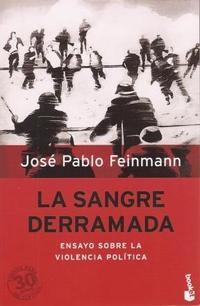 Libro LA SANGRE DERRAMADA
