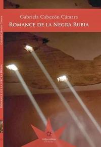 Libro ROMANCE DE LA NEGRA RUBIA